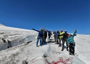 Conversamos con Pedro Pablo Sermini sobre tres consejos que podemos entregar sobre cómo orientarnos en la montaña