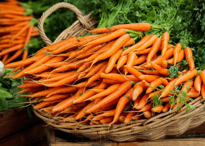 Conoce nuestros seis beneficios de la zanahoria