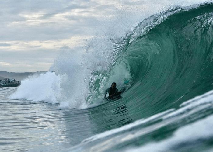 Danicelly Vallejos entrega su playlist para entrenar y visualizarse en el mar