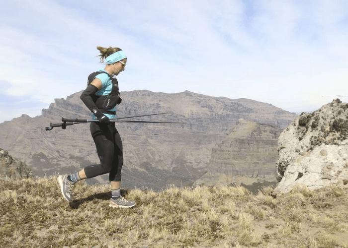 Los trail runner Daniela Navarrete y Luis Soto entregan sus consejos y responden preguntas de cómo empezar a correr por la montaña.