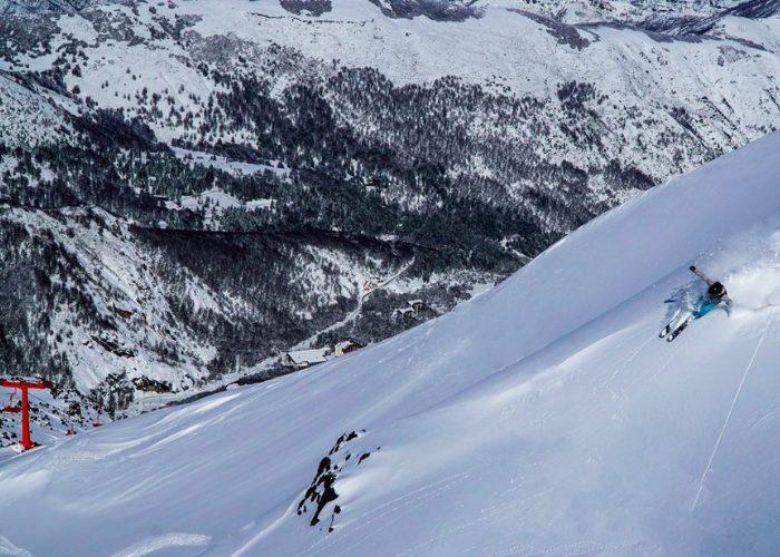 cómo vestirse para ir a esquiar