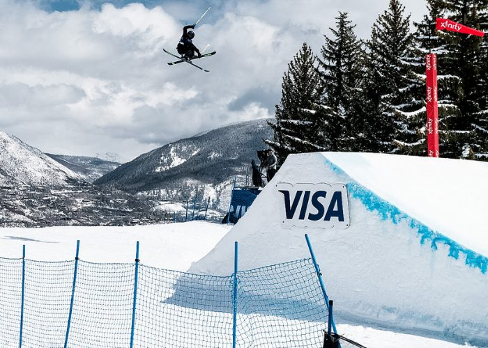 esquí freestyle