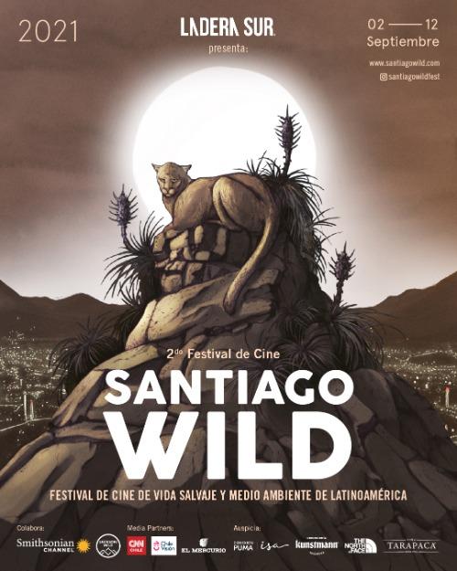 Corriendo para Salvar una Cuenca en el Festival Santiago Wild