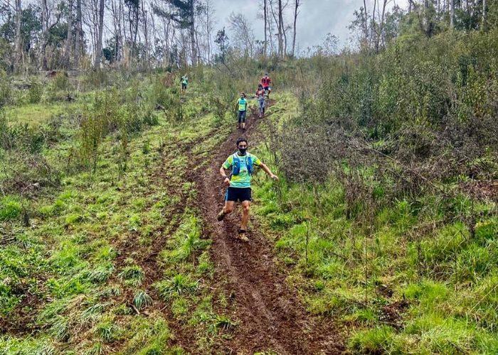tipos de pisada en el trail running